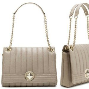 Kate Spade Gold Coast Evangeline Quilted Purse